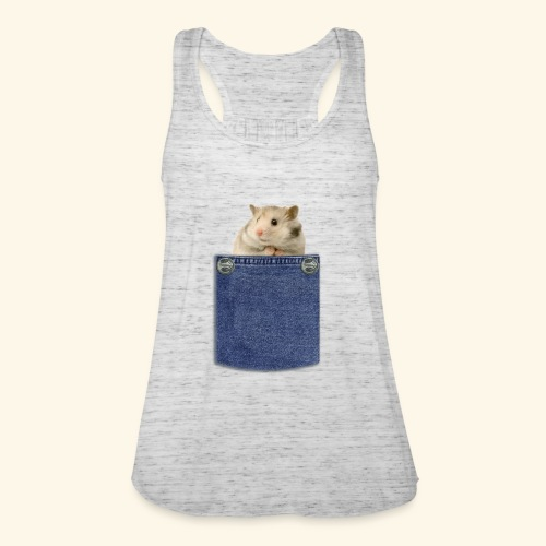 hamster in the poket - Top da donna della marca Bella