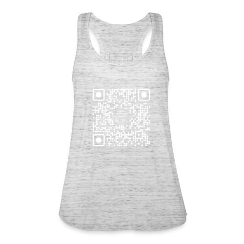QR The New Internet Should not Be Blockchain Based W - Women's Tank Top by Bella