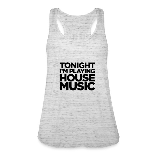 Tonight I'm Playing House Music - Featherweight Women's Tank Top