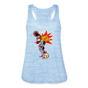 Indie Splash - Frauen Tank Top von Bella