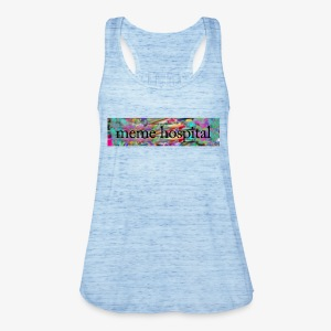 meme hospital logo - Women's Tank Top by Bella
