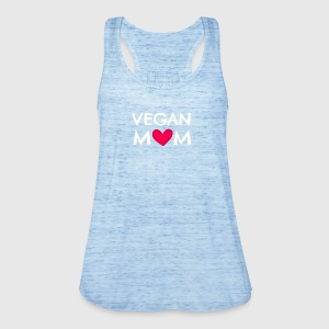 Vegan Mom TShirt (Gift for Mom on Mother's Day) - Frauen Tank Top von Bella