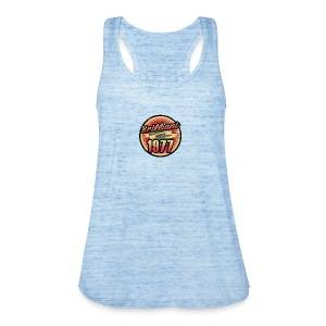 Gift for the 40th birthday - vintage 1977 - Women's Tank Top by Bella