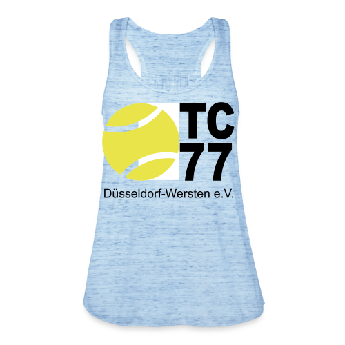 TC 77 Logo - Frauen Tank Top von Bella