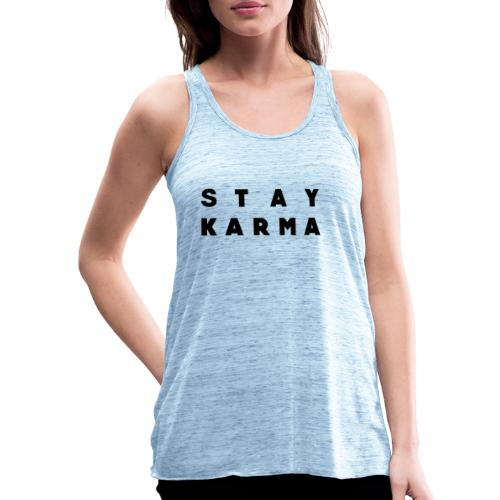 Stay Karma - Top da donna leggerissimo