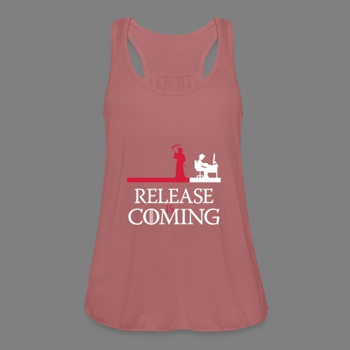release is coming - Federleichtes Frauen Tank Top
