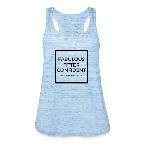 Fabulous Fitter Confident #2 - Featherweight Women's Tank Top
