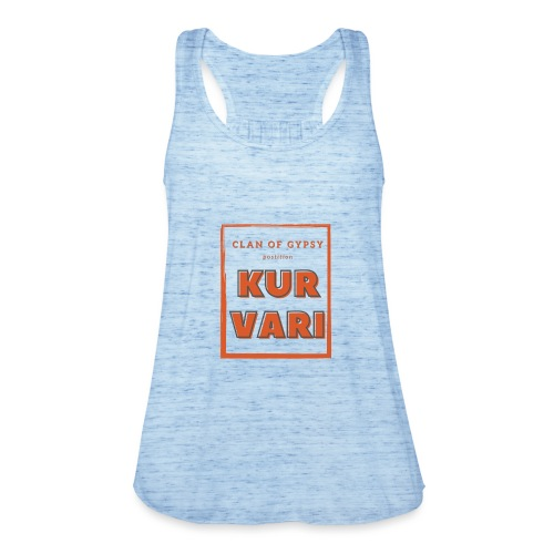 Clan of Gypsy - Position - Kurvari - Federleichtes Frauen Tank Top