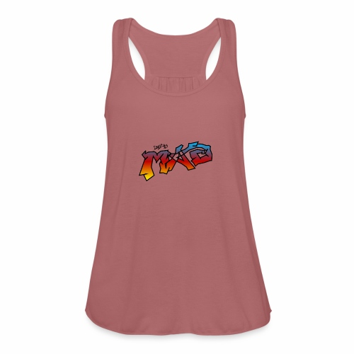 Life Is MAD CGI Makeover TM collaboration - Featherweight Women's Tank Top