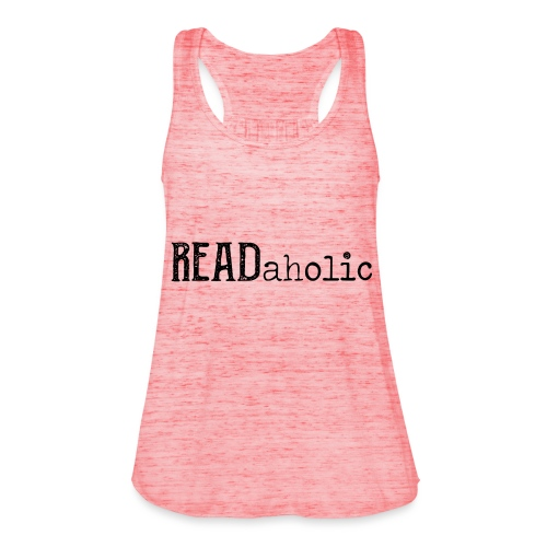 0312 Readaholic Books Book Reading Reader - Women's Tank Top by Bella