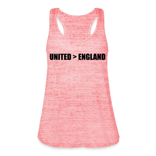 United > England - Women's Tank Top by Bella