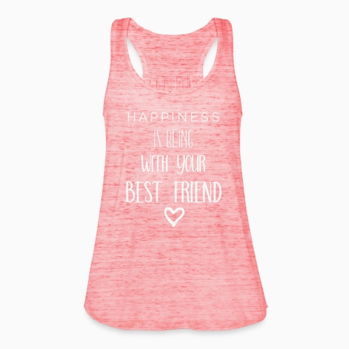Happiness is 2nd edition white - Women's Tank Top by Bella