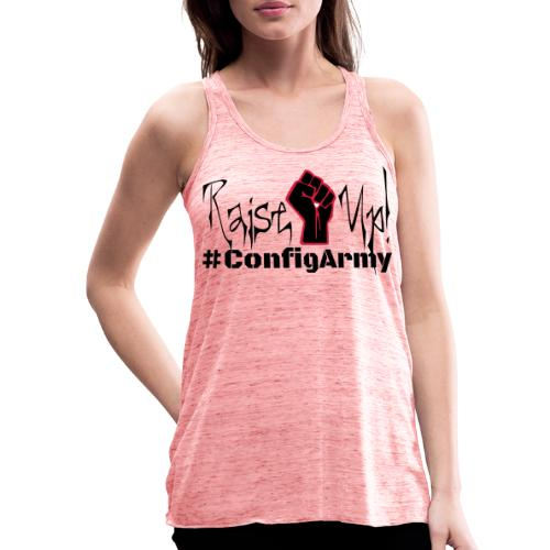 #ConfigArmy Raise Up! - Women's Tank Top by Bella