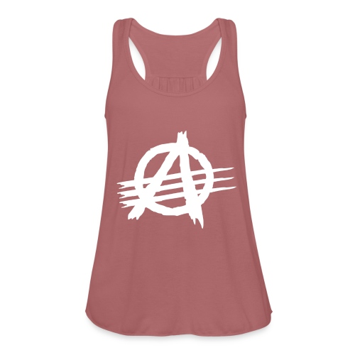 AGaiNST ALL AuTHoRiTieS - Women's Tank Top by Bella