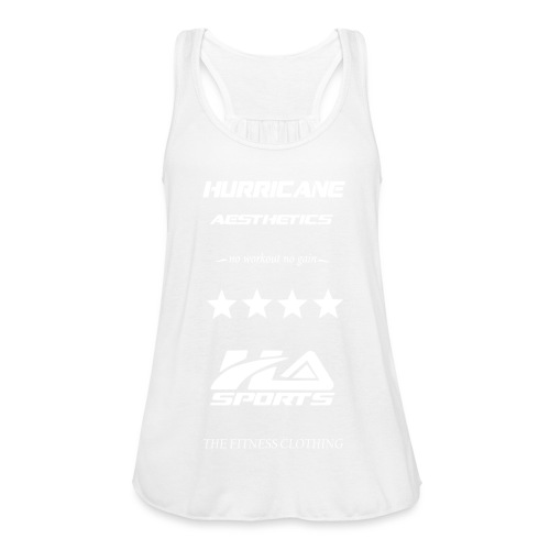 design no workout no gain white - Débardeur ultra-léger Femme
