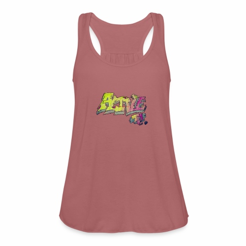 ALIVE TM Collab - Women's Tank Top by Bella