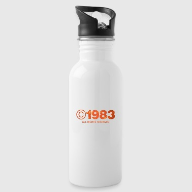 Prawa autorskie 1983 - Bidon