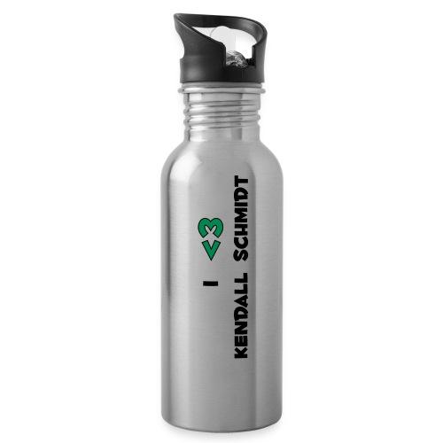split heart 2 - Water Bottle