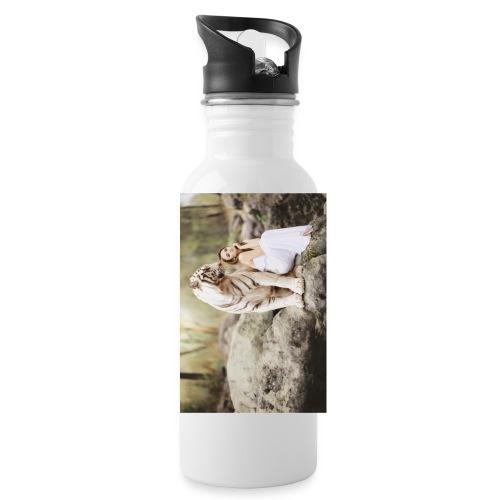 weiser tiger - Trinkflasche