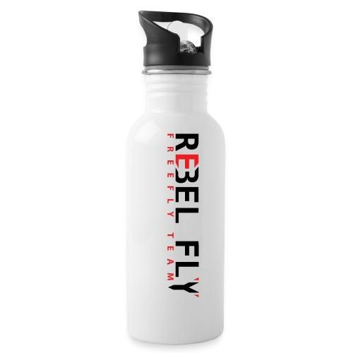 RebelFlyFreeflyTeamT ShirtPrintInverse png - Drikkeflaske