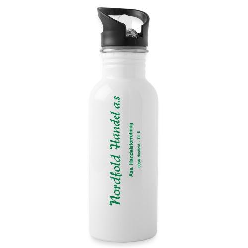NH Logo horisontal - Drikkeflaske
