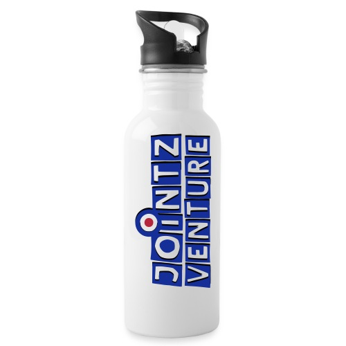 jointz_venture_1side_3d - Trinkflasche