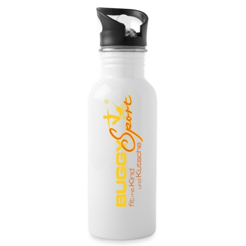 20130920 Logo mit R png - Trinkflasche