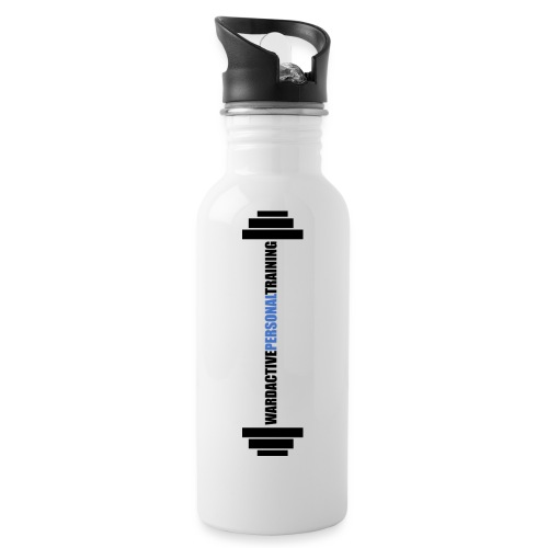 logoforlightlarge - Water Bottle