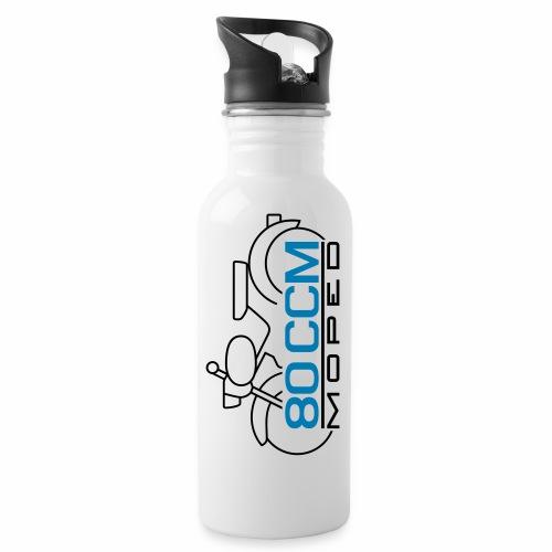 Moped sparrow 80 cc emblem - Water Bottle