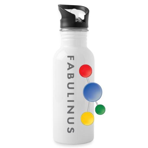 Fabulinus Grijs - Drinkfles