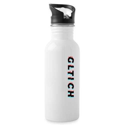 Glitch - Water Bottle