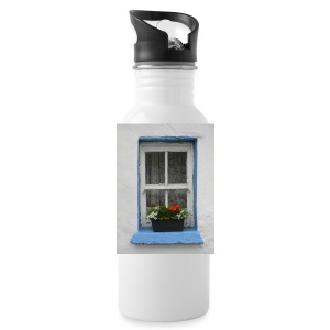 Cashed Cottage Window - Water Bottle