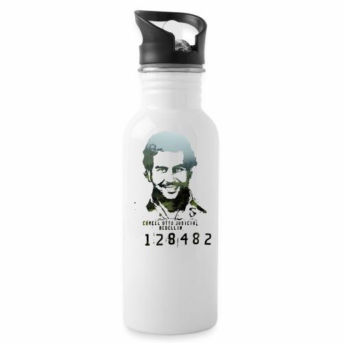 Pablo Escobar - Regenwald in Kolumbien - Trinkflasche