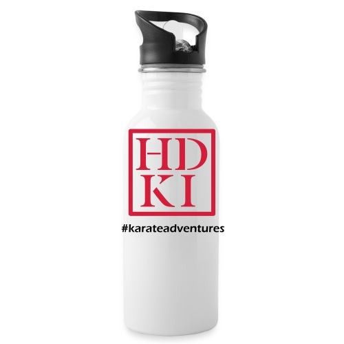 HDKI karateadventures - Water Bottle