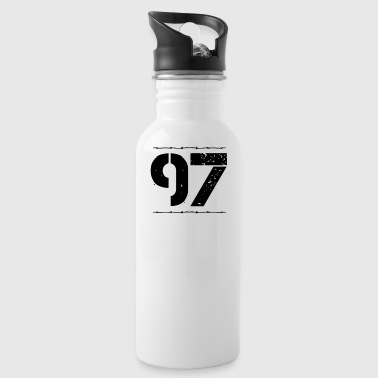 Team Verein NAME Party Crew member jga malle 97 - Trinkflasche