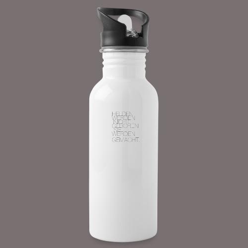 Helden - Trinkflasche