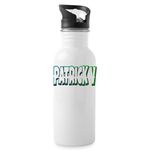 Patrick V Name - Water Bottle