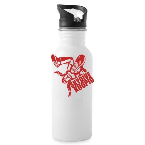 KLU logo red - Juomapullot