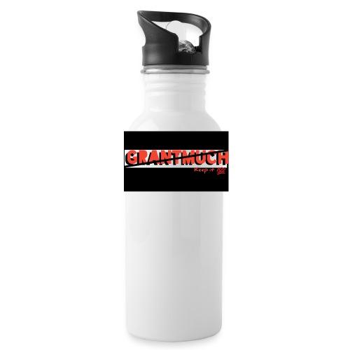 GrantMuchMerch - Water Bottle