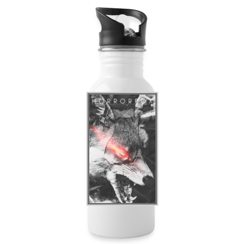 cropped - Water Bottle