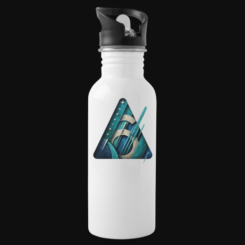 Ariane 6 - Out of the box By Fugstrator - Water Bottle