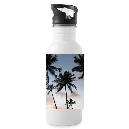 PALMTREES DOMINICAN REP. - Drinkfles