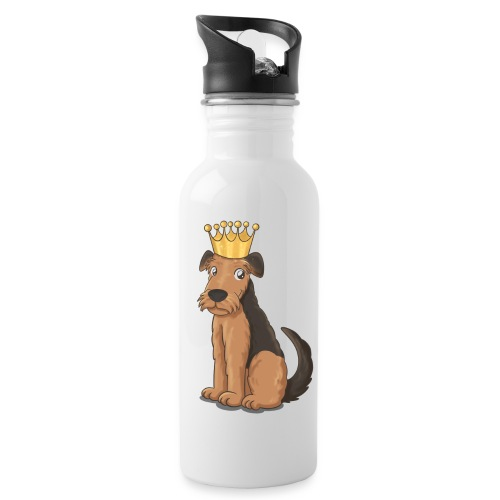 The KING of Terriers - Water Bottle