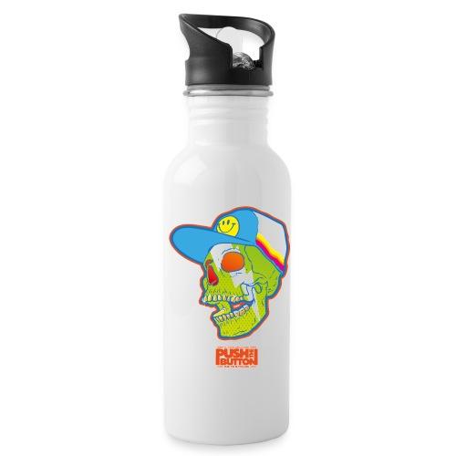 Ptb Skullhead 2 - Water Bottle
