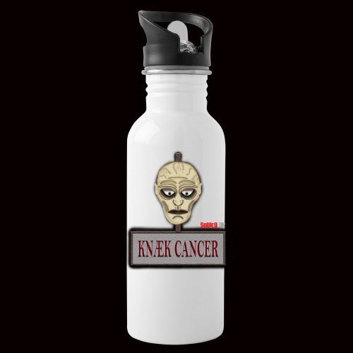 Knæk Cancer Kollektion ! - Drikkeflaske