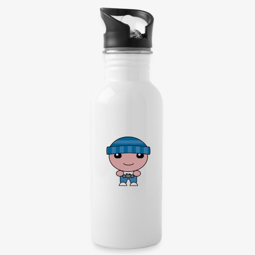 Beanie Hatter Gaming - Water Bottle