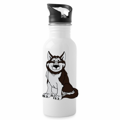Husky - Trinkflasche
