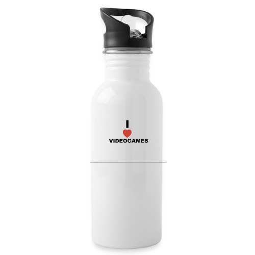 I Love Videogames - Water Bottle