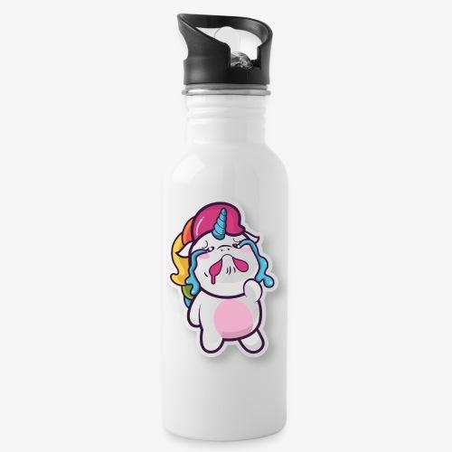 Funny Unicorn - Water Bottle
