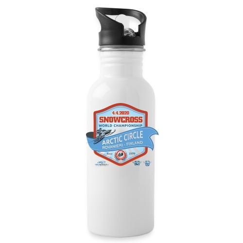 MM Snowcross 2020 virallinen fanituote - Juomapullot